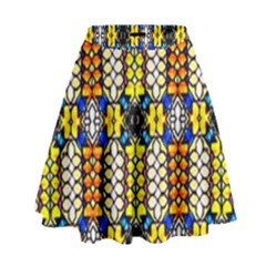 Turtle High Waist Skirt