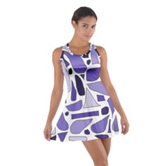 Silly Purples Racerback Dresses