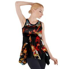 China Girl  Side Drop Tank Tunic