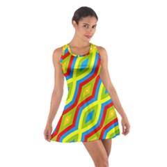 Colorful chains                    Cotton Racerback Dress