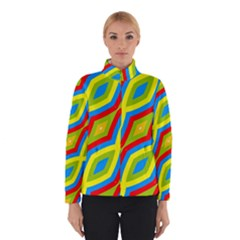 Colorful Chains                    Winter Jacket