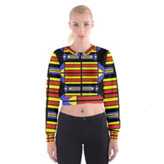 Flair One Women s Cropped Sweatshirt