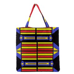 Flair One Grocery Tote Bag