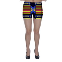 Flair One Skinny Shorts