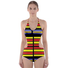 Flair one Cut-Out One Piece Swimsuit