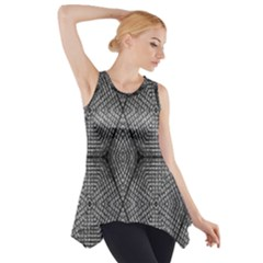 The Weave  Side Drop Tank Tunic