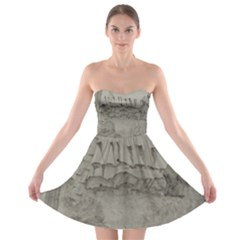 Peace In The Valley  Strapless Dresses