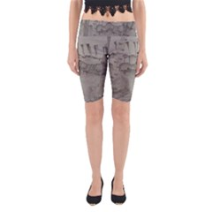 Peace In The Valley  Yoga Cropped Leggings