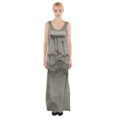 Peace In The Valley  Maxi Thigh Split Dress