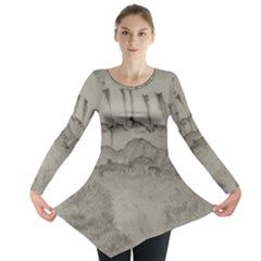 Peace In The Valley  Long Sleeve Tunic