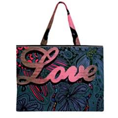 Love! Large Tote Bag