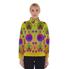 Floral Love And Why Not In Neon Winterwear