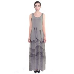 Peace In The Valley Series #44 Sleeveless Maxi Dress