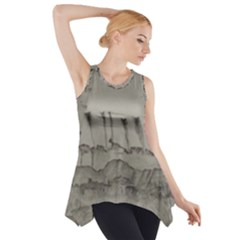 Peace In The Valley Series #44 Side Drop Tank Tunic