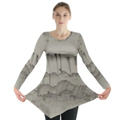 Peace In The Valley Series #44 Long Sleeve Tunic