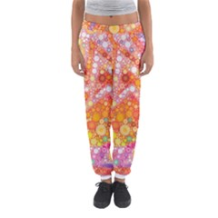 Sunshine Bubbles Women s Jogger Sweatpants