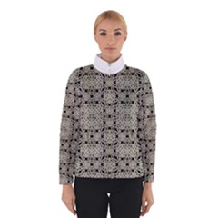 Interlace Arabesque Pattern Winterwear