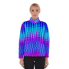 Melting Blues and Pinks Winterwear