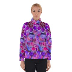 Pretty Floral Painting Winterwear