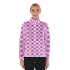 Rigmor Pattern In Purple Peach Red And White Winterwear