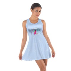 Life Is Not A Pony Ranch Cotton Racerback Dresses