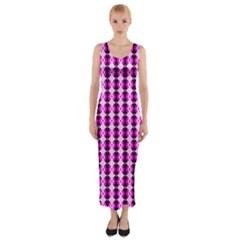 Pinkelina Ariel 2 Fitted Maxi Dress