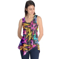Midnight Dancers Sleeveless Tunic