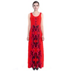 loves passion Sleeveless Maxi Dress