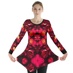 loves passion 2 Long Sleeve Tunic