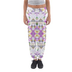 Geometric Boho Chic Women s Jogger Sweatpants