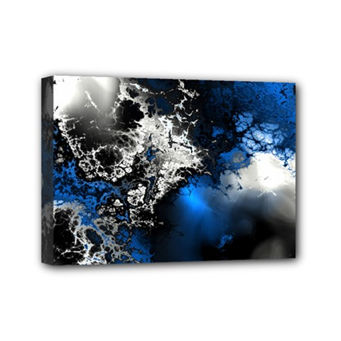 Amazing Fractal 26 Mini Canvas 7  x 5