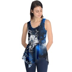 Amazing Fractal 26 Sleeveless Tunic
