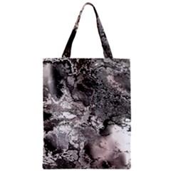 Fractal 29 Zipper Classic Tote Bag