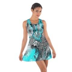 Fractal 30 Racerback Dresses