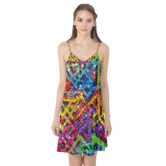 Color Play in Bubbles Camis Nightgown