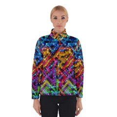Color Play in Bubbles Winterwear