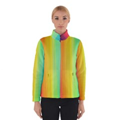 Sweet Colored Stripes Background Winterwear