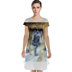 Puppy Belgian Tervueren Cap Sleeve Nightdress