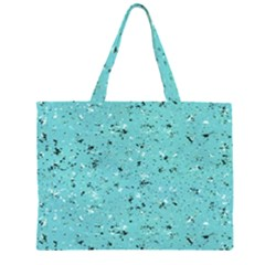 Abstract Cracked Texture Large Tote Bag