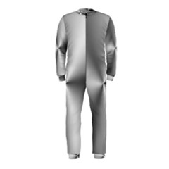 Shiny Metallic Silver OnePiece Jumpsuit (Kids)