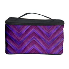 Grunge Chevron Style Cosmetic Storage Cases