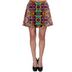 PSYCHIC AUCTION Skater Skirt