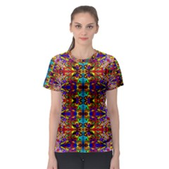 PSYCHIC AUCTION Women s Sport Mesh Tee