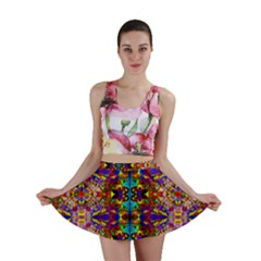 PSYCHIC AUCTION Mini Skirt