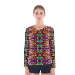 PSYCHIC AUCTION Women s Long Sleeve Tee