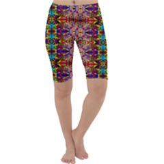 PSYCHIC AUCTION Cropped Leggings