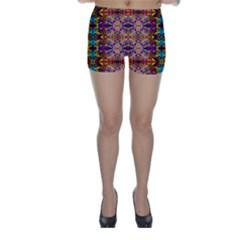 PSYCHIC AUCTION Skinny Shorts