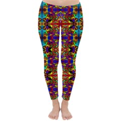 PSYCHIC AUCTION Winter Leggings