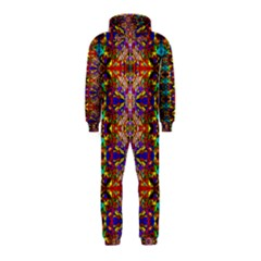 PSYCHIC AUCTION Hooded Jumpsuit (Kids)