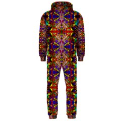 PSYCHIC AUCTION Hooded Jumpsuit (Men)